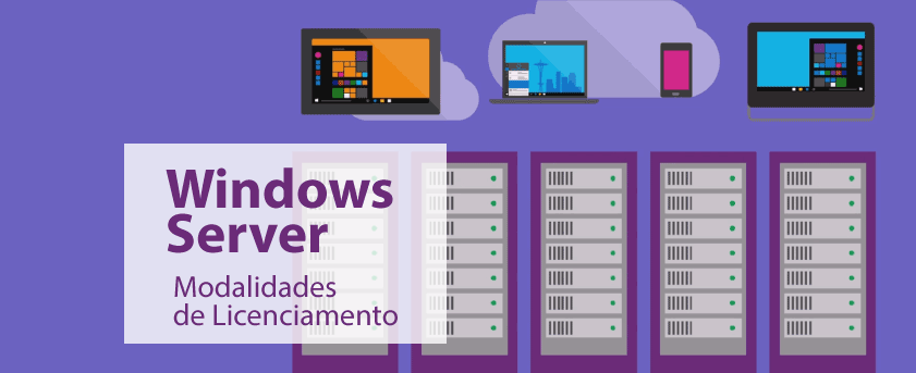 Licenciamento Windows Server 2016 – grandes e pequenos
